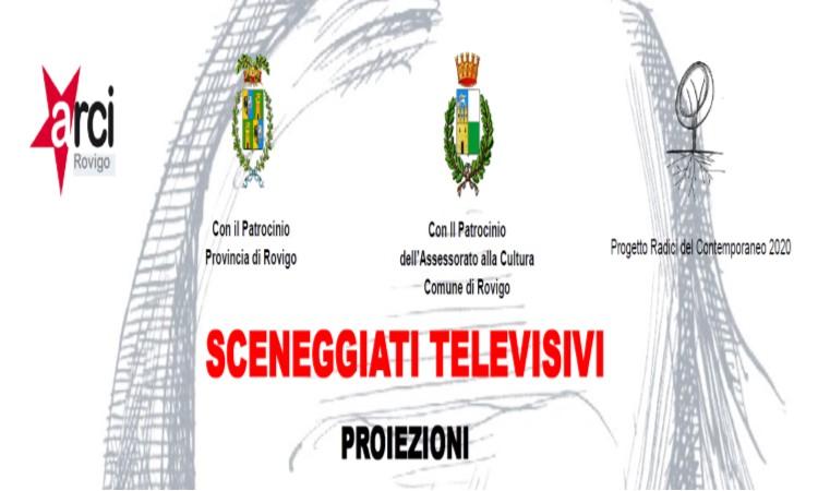 SCENEGGIATI TELEVISIVI