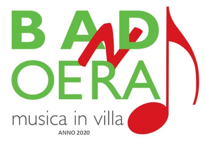 BANDOERA MUSICA IN VILLA